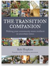 Cover image of the book - The Transition Companion