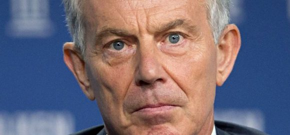 Tony Blair, Godzilla, and the Banquet of Consequences.