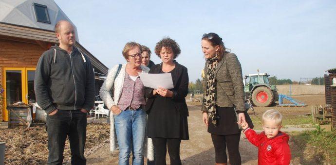 Aardehuis (Earth House) Project Olst, Netherlands.