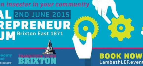 Lambeth Local Entrepreneur Forum, London, England.