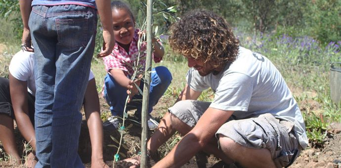 EcoCrew Environmental Awareness Programme, South Africa.