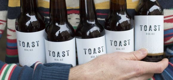 Beer made from bread? The story of Toast.