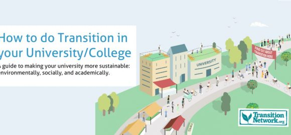 Introducing our new Transition Universities Guide