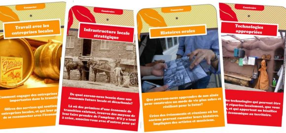 Transition Ingredients Cards (in French)
