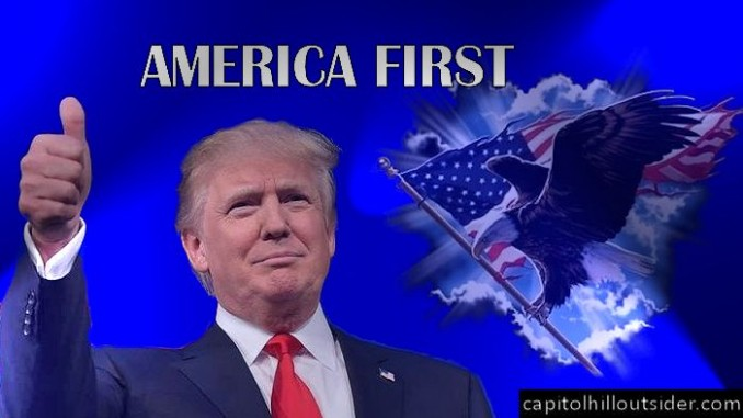 Resultado de imagen para america first