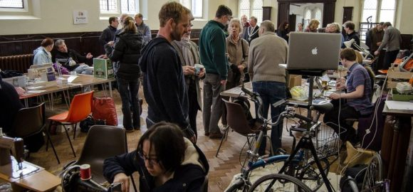 How Farnham UK's Repair Café Takes a Bite Out of Waste