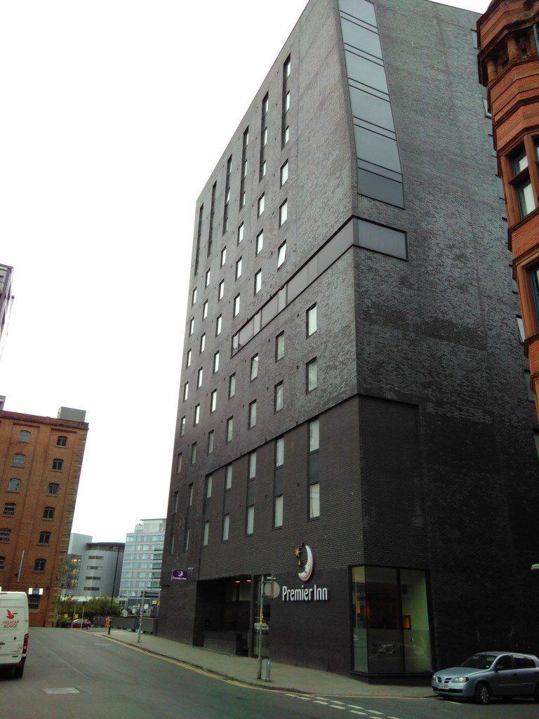 Manchester Premier Inn