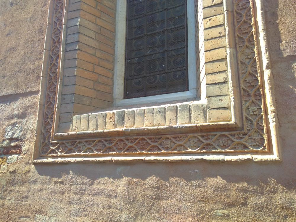 Venice - window detail