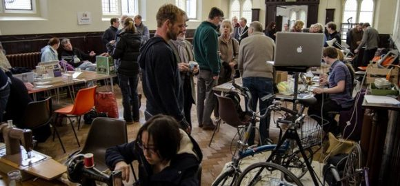 Farnham Repair Café relaunches with charity status