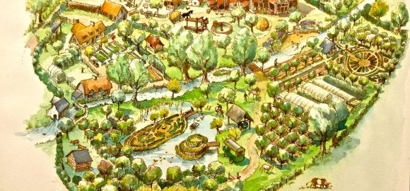 Start small – the story of Bec Hellouin Permaculture Farm