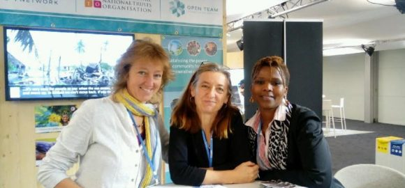COP23: Views from the Global Ecovillage Network booth