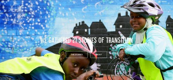 '21 Stories of Transition' pdf to download