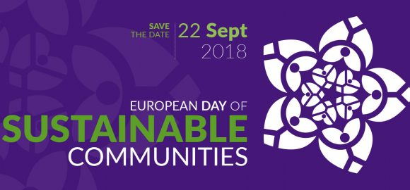 Save the Date: European Day of Sustainable Communities