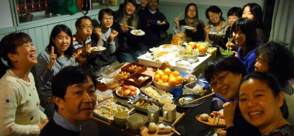 Japan in Transition – Amagasaki Potluck