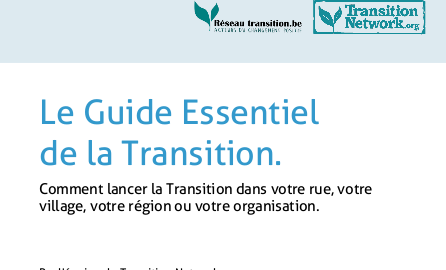 Le Guide Essentiel de la Transition.
