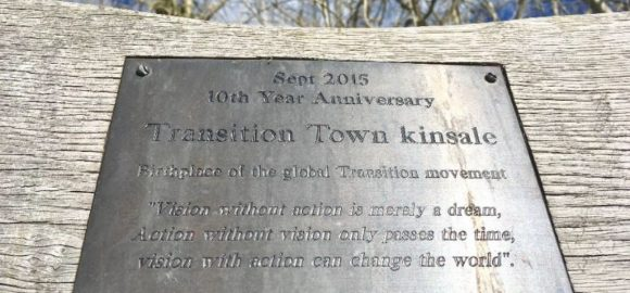New thesis explores early days of Transition in Kinsale