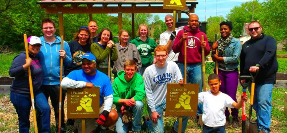 10 Stories of Transition in the US: Transition Milwaukee and the Victory Garden Initiative