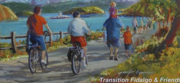 10 Stories of Transition in the US: Transition Fidalgo & Friends' Vision 2030