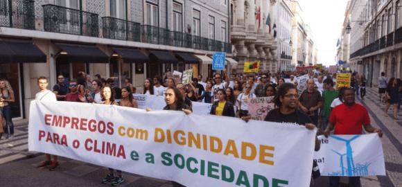 Climáximo: Climate Jobs Campaign
