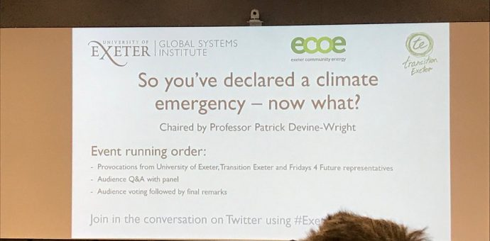 So you've declared a climate emergency - now what image?