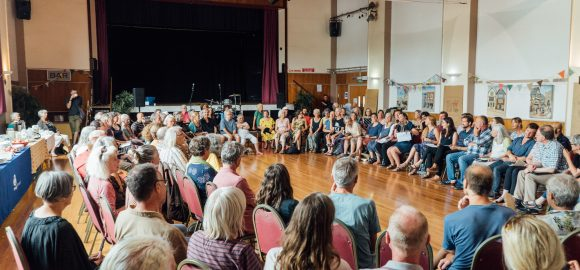 Totnes Declares a Climate & Ecological Emergency – What Next? Event report.