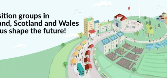 Transition groups in England, Scotland and Wales – help us shape the future!