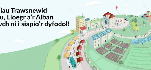 Datblygu Trawsnewid ym Mhrydain – helpwch ni i siapio'r dyfodol!