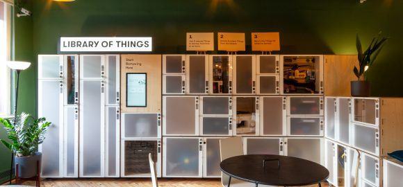 Library of Things – reducing waste by borrowing rather than buying