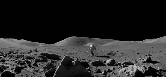 Why I spent Christmas on the Moon