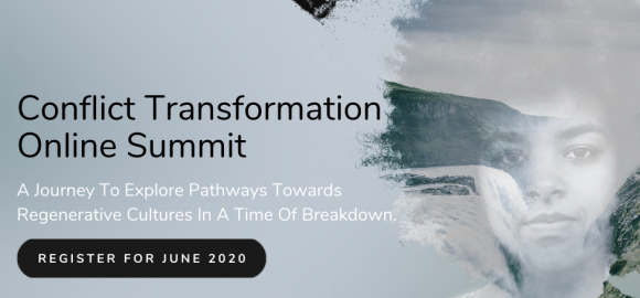 Coming Down to Earth – an Online Summit about Conflict Transformation