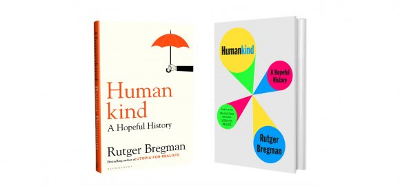 Rob Hopkins reviews 'Human Kind: A Hopeful History' by Rutger Bregman